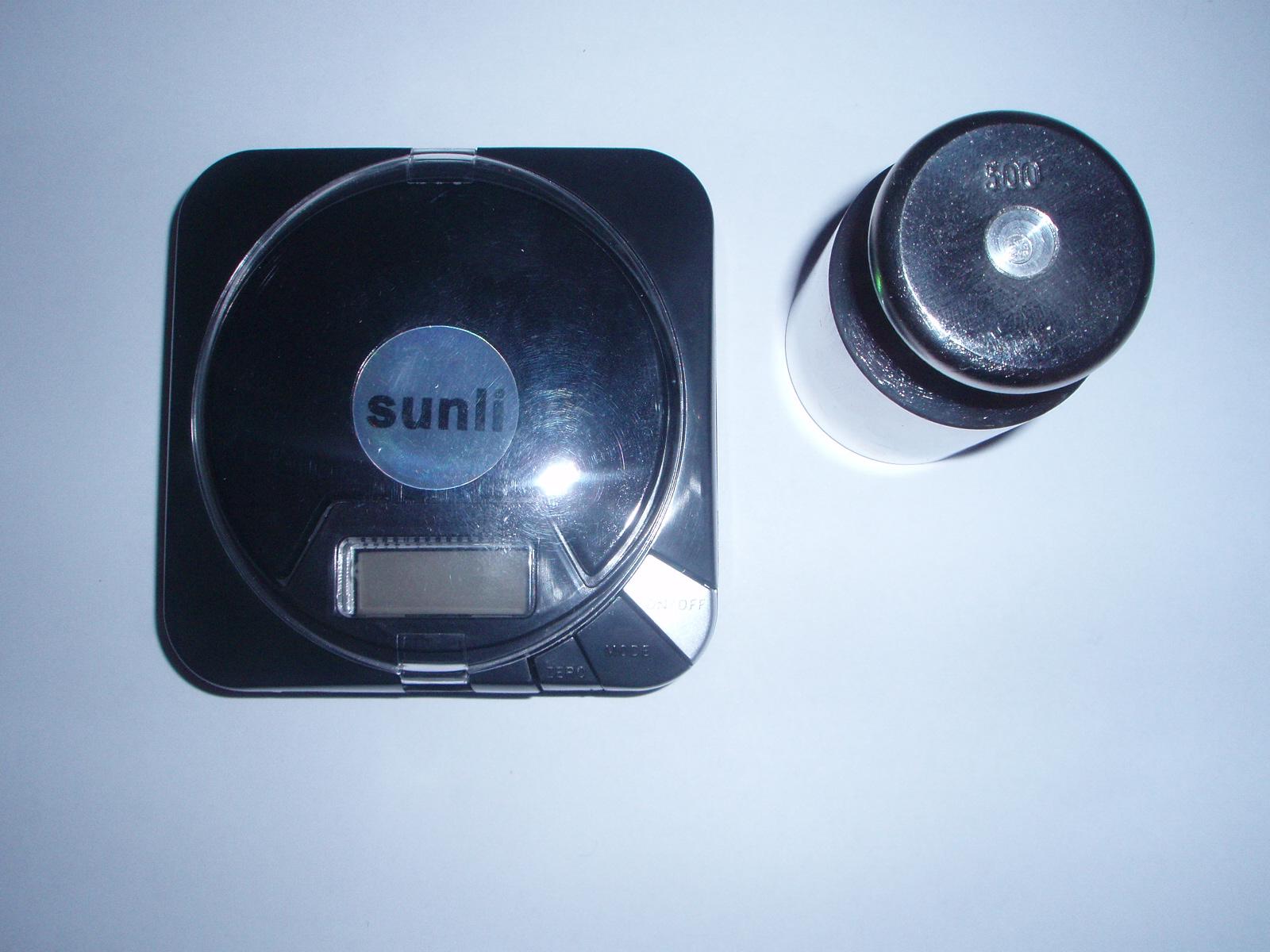 Настройка весов P500,(фото 1)