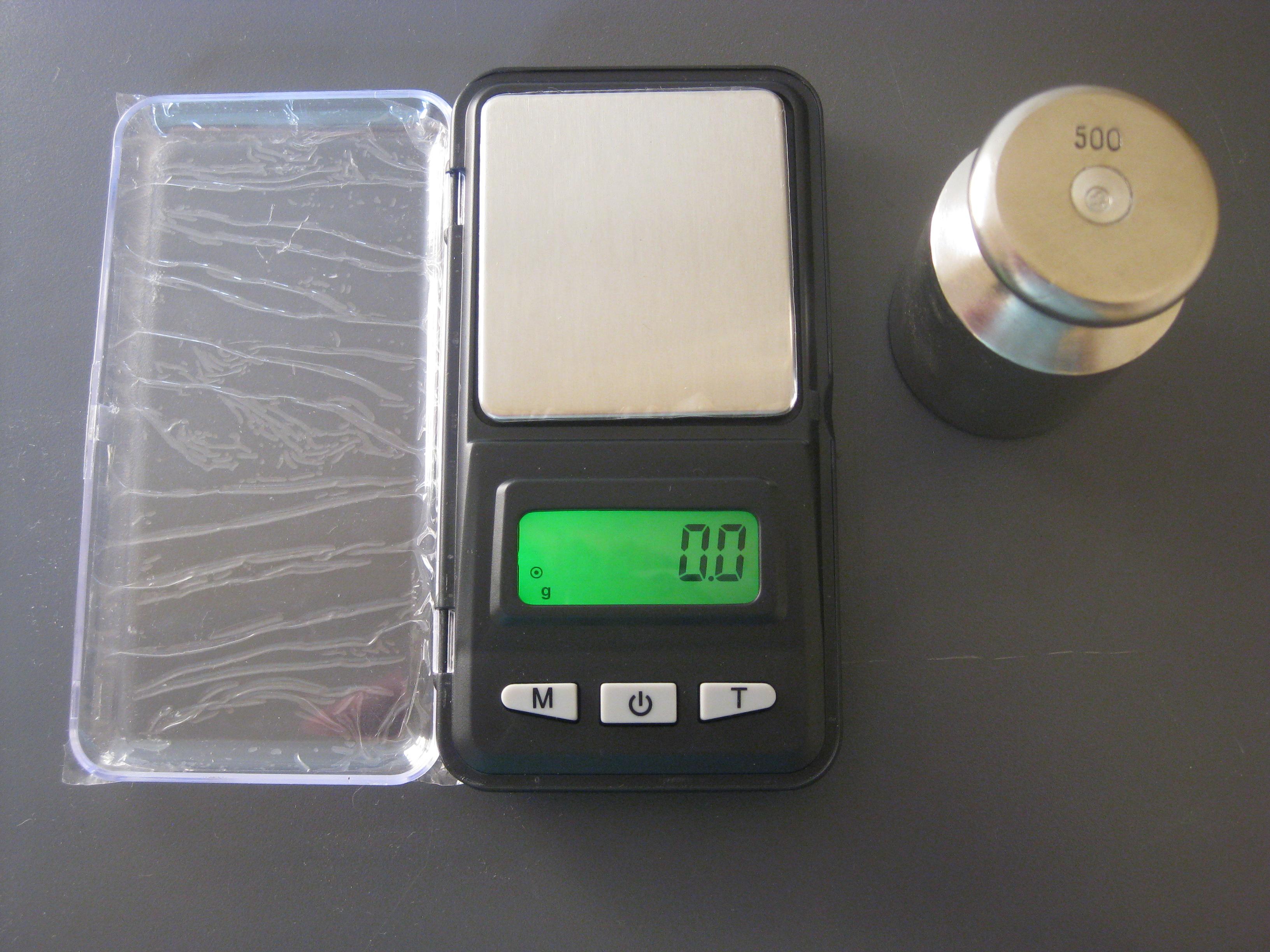 Настройка весов OEM500,(фото 2)