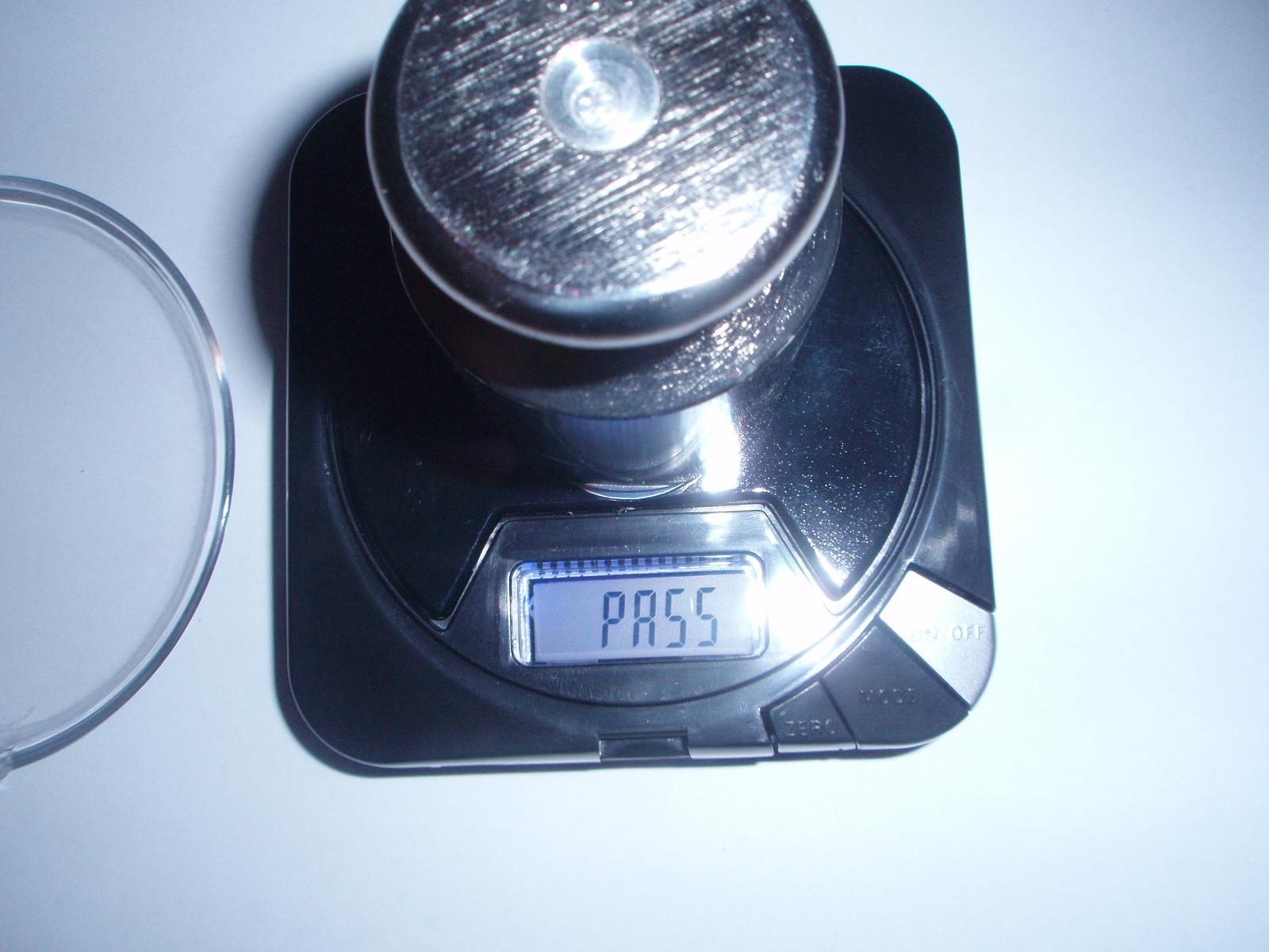 Настройка весов P500,(фото 5)