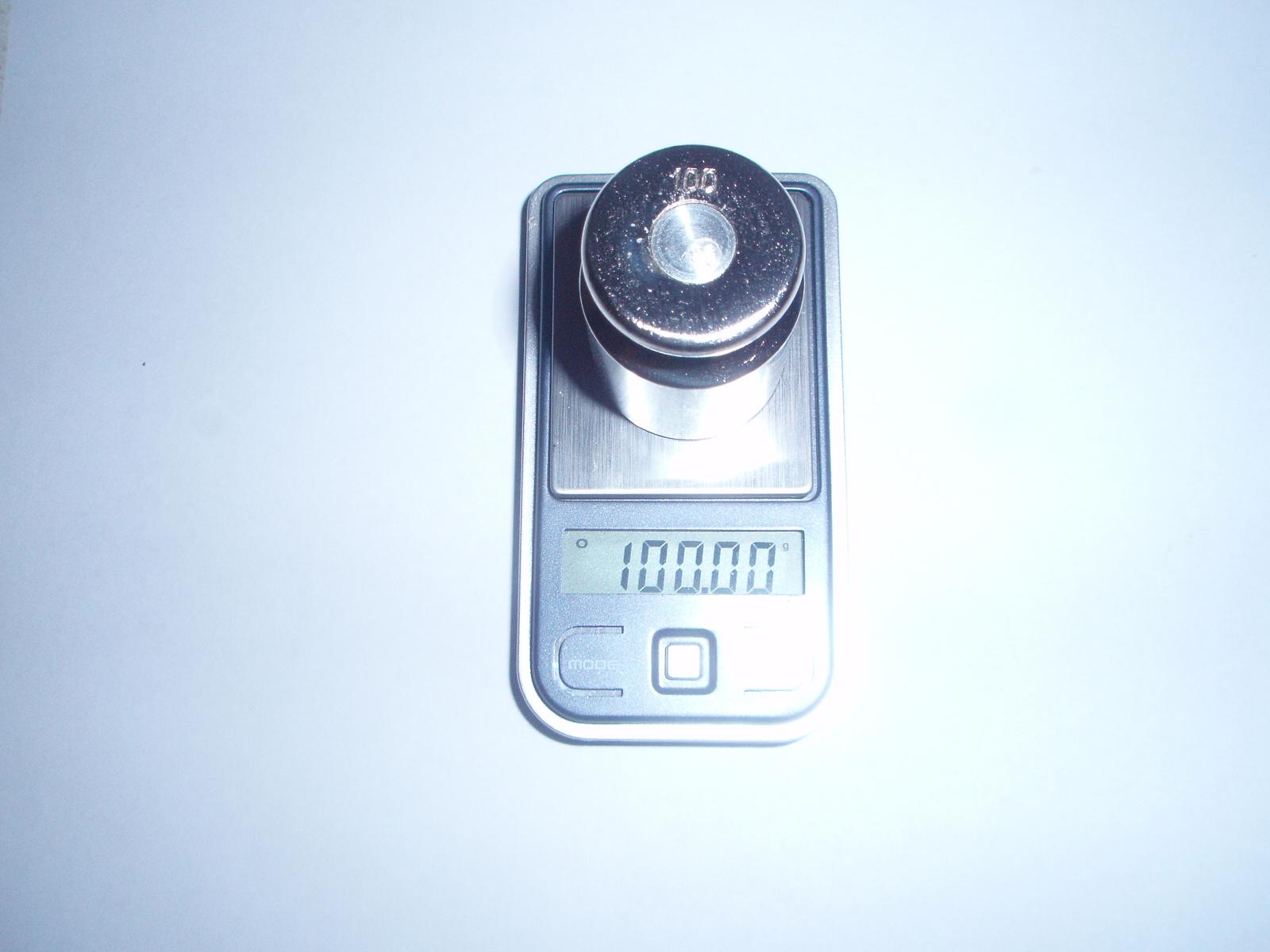 Настройка весов DE21268,(фото 6)