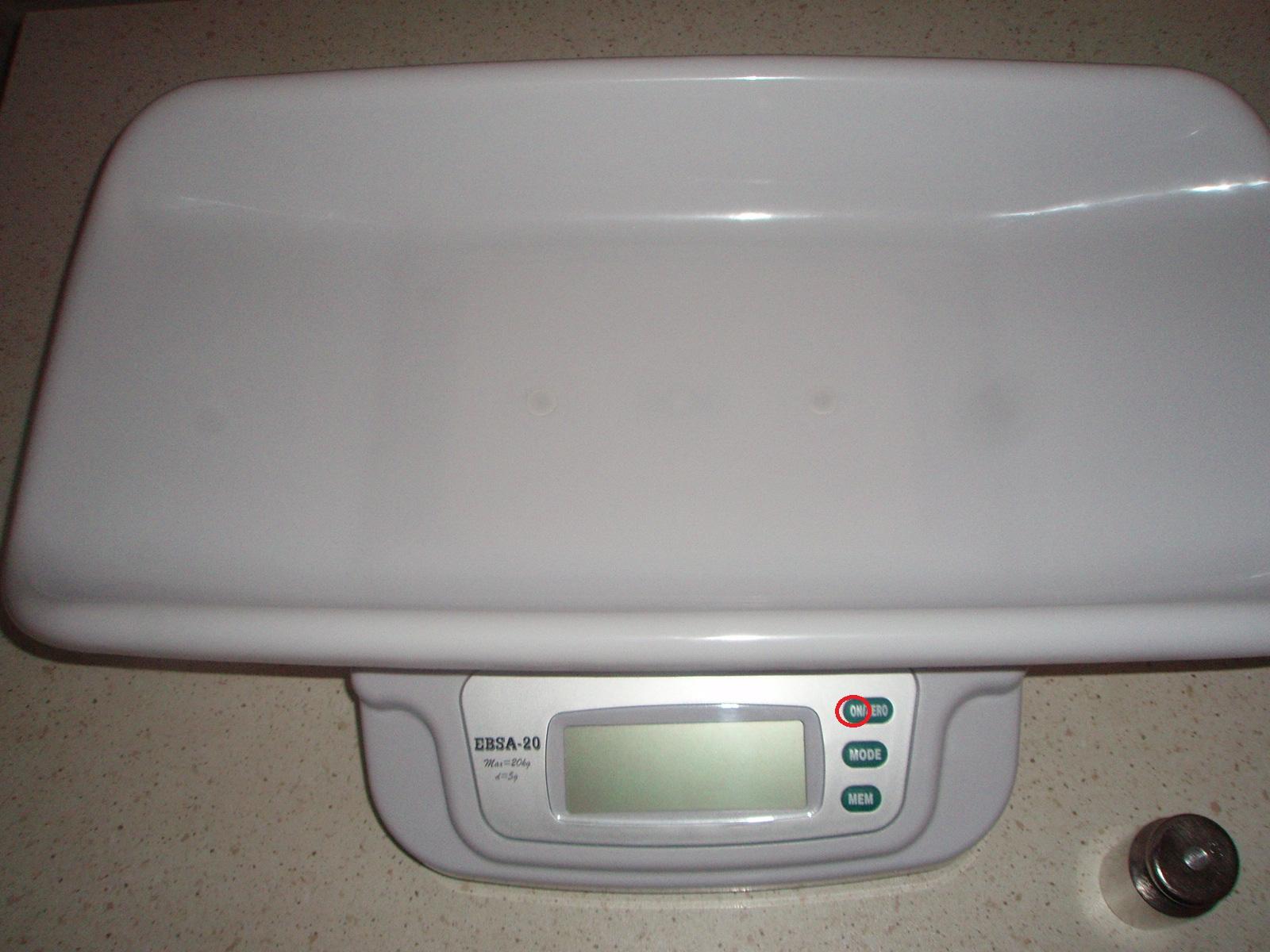 Детские весы EBSA-20,(фото 2)
