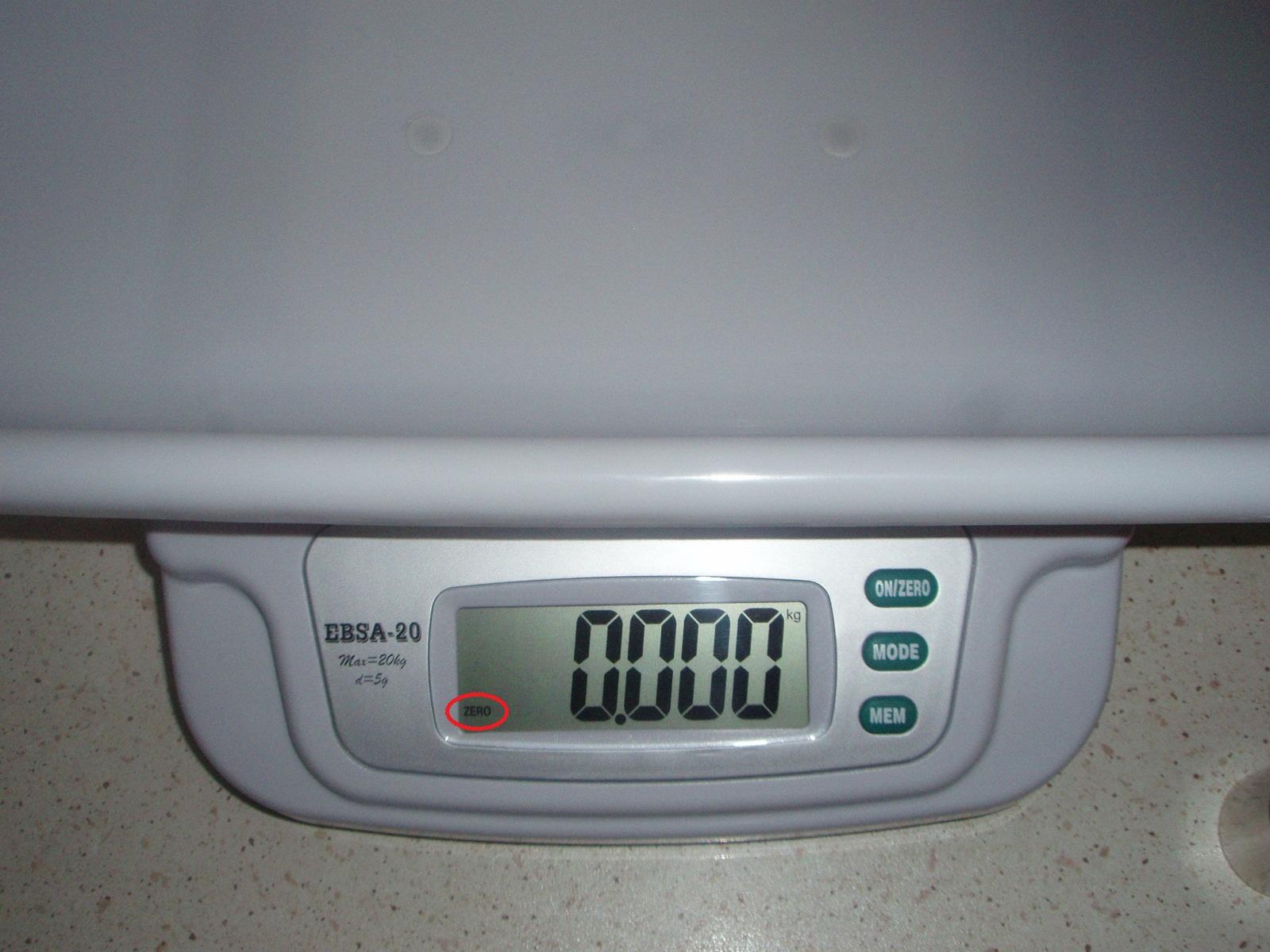 Детские весы EBSA-20,(фото 3)