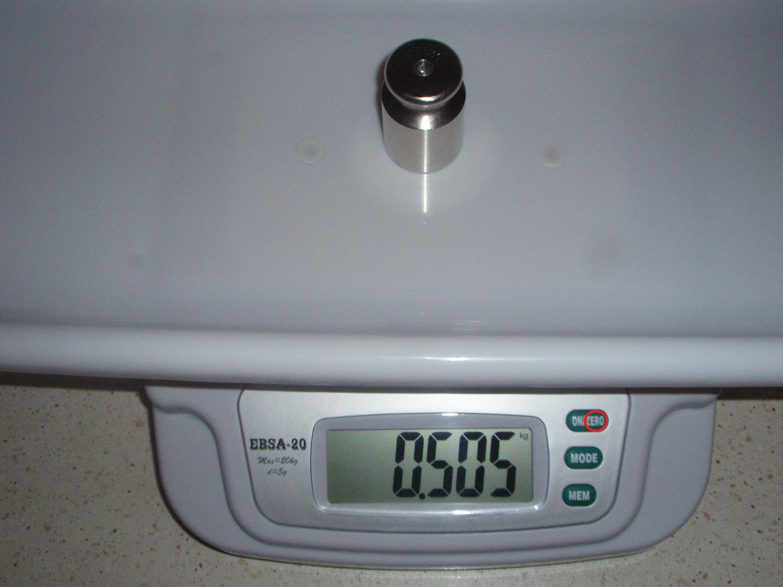 Детские весы EBSA-20,(фото 4)